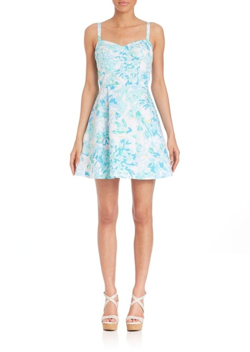 Lilly Pulitzer Willow Fit & Flare Dress
