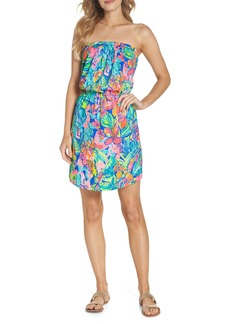 Lilly Pulitzer® Windsor Strapless Dress