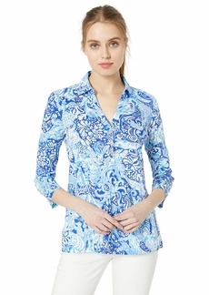 Lilly Pulitzer Women's Ansley Polo  L