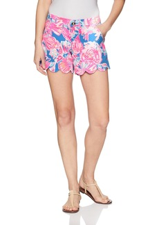 Lilly Pulitzer Women's Buttercup Stretch Short
