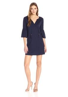 Lilly Pulitzer Women's Del Lago Tunic Dress 408:True Navy XS