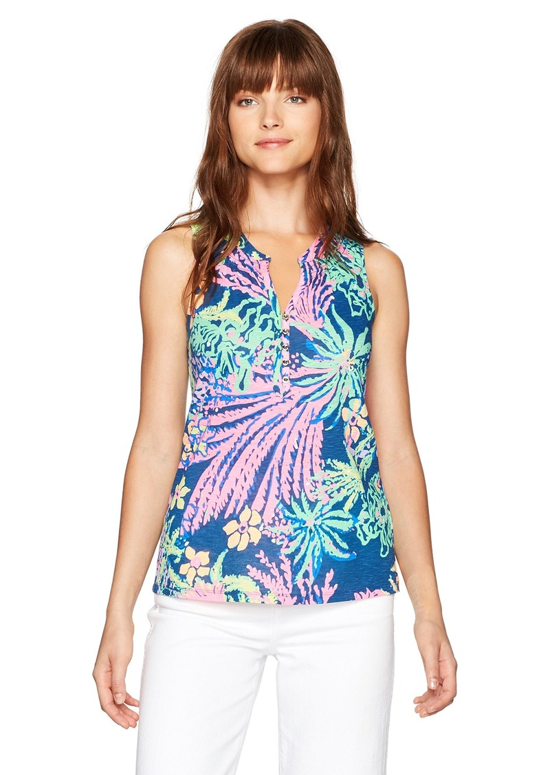 004616cb7293e Lilly Pulitzer Lilly Pulitzer Women s Essie Top All a Glow XS ...