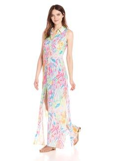 Lilly Pulitzer Women's Ezra Maxi Beach Dress  S