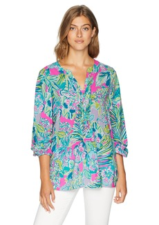 Lilly Pulitzer Women's Harbour Island Tunic  XS