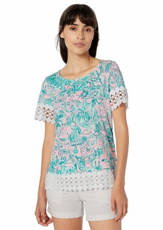 Lilly Pulitzer Women's Hayes TOP  M