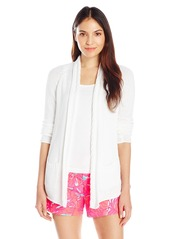 Lilly Pulitzer Women's Leah Open Front Cardigan
