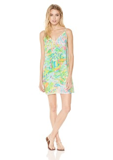 Lilly Pulitzer Women's Lela Silk Dress  XS