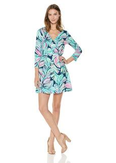 Lilly Pulitzer Women's Long Sleeve Amina Dress  M