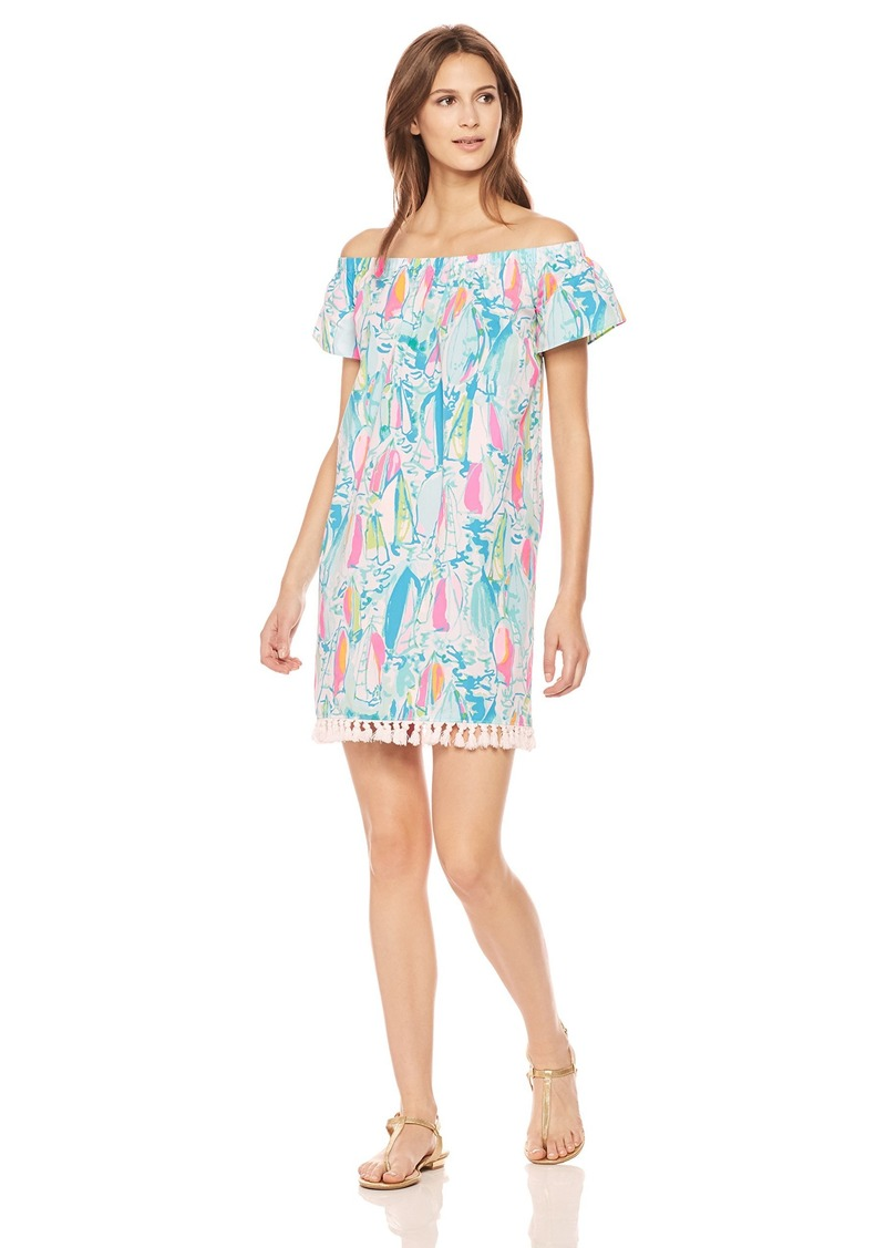 962bc25134 On Sale today! Lilly Pulitzer Lilly Pulitzer Women s Marble Dress L ...