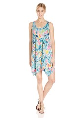 Lilly Pulitzer Women's Melle Dress Tippy Top  L
