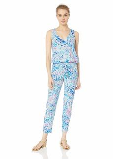 Lilly Pulitzer Women's Paulina Jumpsuit  XL