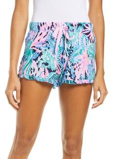 Lilly Pulitzer® Women's Ruffle Knit Pajama Shorts