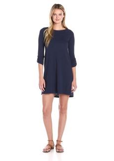 Lilly Pulitzer Women's Surfcrest Dress 408:True Navy M