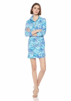 Lilly Pulitzer Women's UPF + Captain Dress  XL