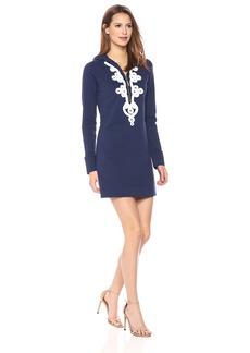 Lilly Pulitzer Women's UPF 50+ Hooded Skipper Dress  M