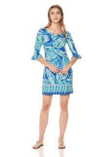 Lilly Pulitzer Women's UPF 50+ Sophie Ruffle Dress  XS