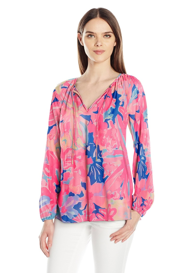 83b8658658981 Lilly Pulitzer Lilly Pulitzer Women s Willa Top M