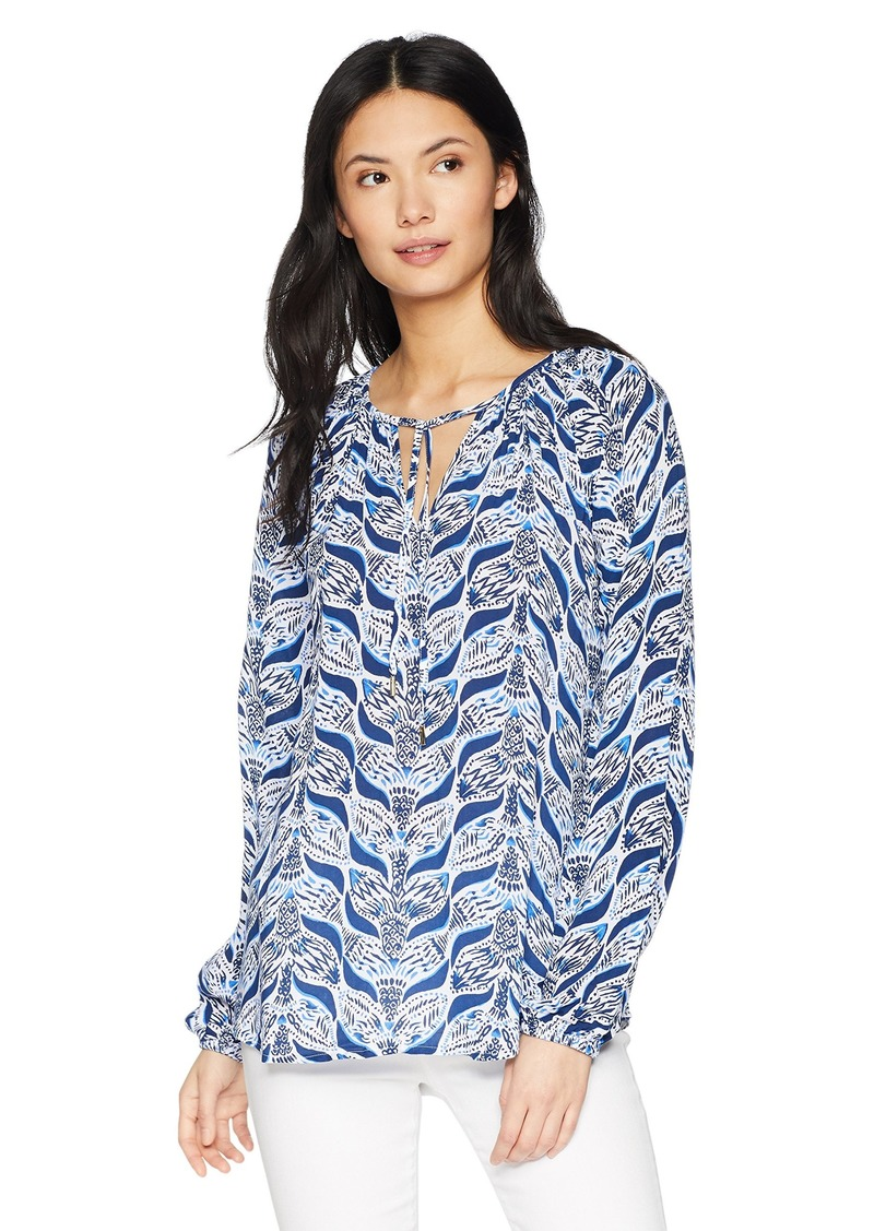Lilly Pulitzer Women's Willa Top  XS