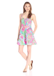 Lilly Pulitzer Women's Willow Dress Multi So A Peeling