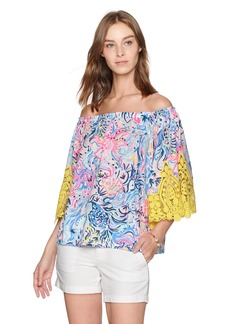 Lilly Pulitzer Women's Zaylee Top  S