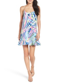 Lilly Pulitzer® Zanna Silk Slipdress