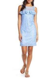 Lilly Pulitzer® Janine Sleeveless Lace Shift Dress