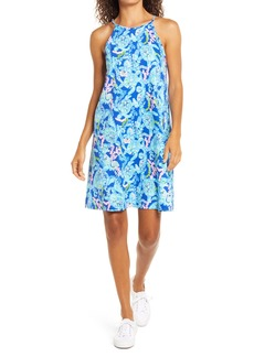 Lilly Pulitzer Lilly Pultizer® Margot Corsica Blue Sleeveless Dress