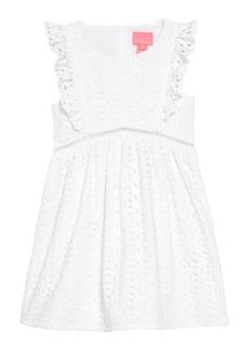Lilly Pulitzer Lily Pulitzer® Madelina Dress (Toddler Girls, Little Girls & Big Girls)