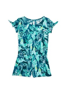 Lilly Pulitzer Little Gilr's & Girl's Camryn Romper