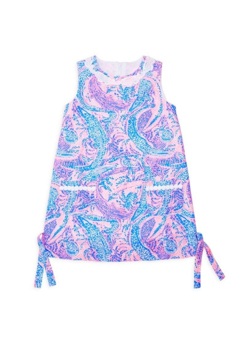 Lilly Pulitzer Little Girl's & Girl's Classic Shift Dress