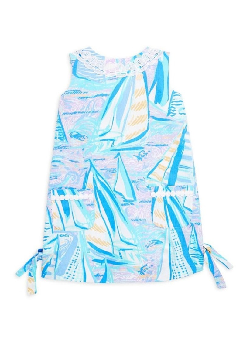 665a11680e3 On Sale today! Lilly Pulitzer Little Girl s   Girl s Lilly Cotton ...