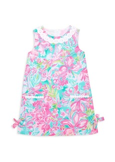 Lilly Pulitzer Little Girl's & Girl's Lilly Shift Dress