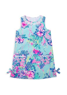 Lilly Pulitzer Little Girl's & Girl's Little Lilly Classic Shift Dress