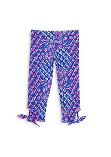 Lilly Pulitzer Little Girl's & Girl's Maia Leggings