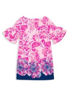 Lilly Pulitzer Little Girl's & Girl's Mini Lula Dress