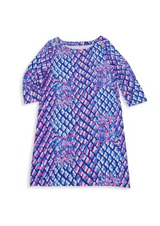Lilly Pulitzer Little GIrl's & Girl's Mini Sophie Shift Dress