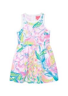 Lilly Pulitzer Little Girl's & Girl's Mini Tori Dress
