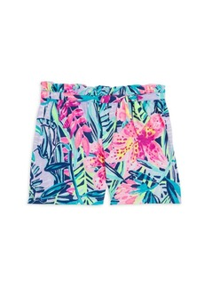 Lilly Pulitzer Little Girl's & Girl's Petra Floral Shorts