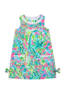 Lilly Pulitzer Little Girl's & Girl's Printed Cotton Dress