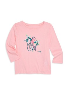 Lilly Pulitzer Little Girl's & Girl's Printed Top
