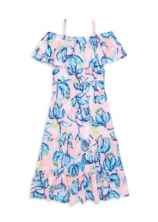 Lilly Pulitzer Little Girl's & Girl's Seraphina Dress