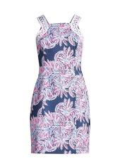 Lilly Pulitzer Makayla Printed Lace Dress