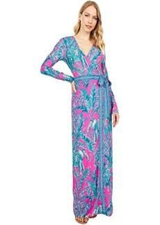 Lilly Pulitzer Marseilles Maxi Dress