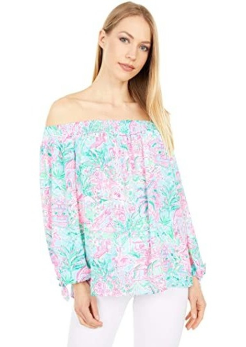 Lilly Pulitzer Maryellen Top