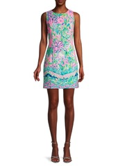 Lilly Pulitzer Mila Stretch Shift Dress