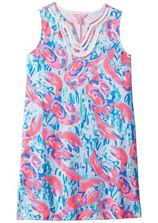 Lilly Pulitzer Mini Harper Shift Dress (Toddler/Little Kids/Big Kids)