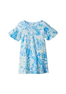 Lilly Pulitzer Mini Lindell Dress (Toddler/Little Kids/Big Kids)
