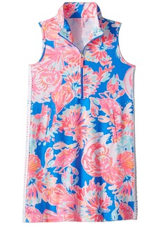 Lilly Pulitzer Mini Sleeveless Skipper Shift Dress (Toddler/Little Kids/Big Kids)