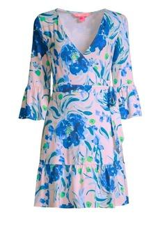 Lilly Pulitzer Misha Wrap Dress