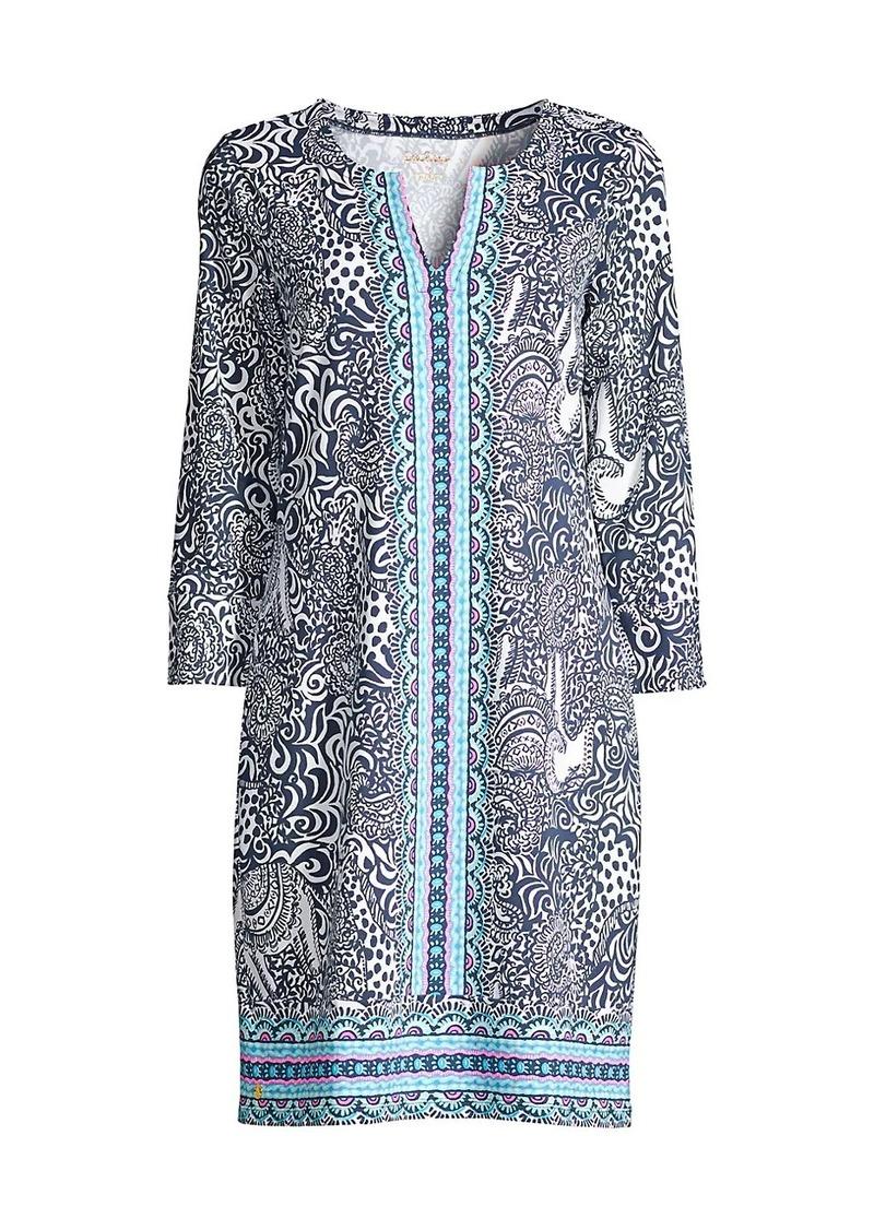 Lilly Pulitzer Nadine Print Tunic Dress